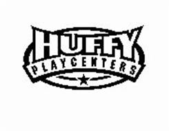HUFFY PLAYCENTERS