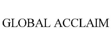GLOBAL ACCLAIM