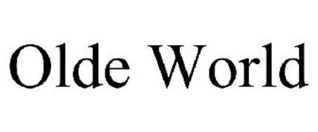 OLDE WORLD