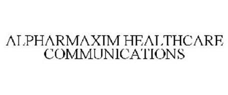 ALPHARMAXIM HEALTHCARE COMMUNICATIONS