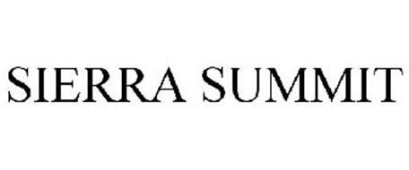 SIERRA SUMMIT