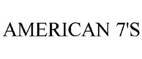 AMERICAN 7'S