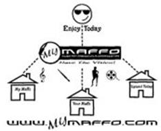 ENJOY TODAY MY MAFFO MUSIC ART FASHION FILM ORGANIZATION HAVE THE VISION! MY MAFFO YOUR MAFFO UPLOAD TODAY WWW.MYMAFFO.COM