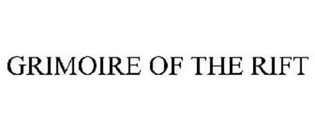 GRIMOIRE OF THE RIFT