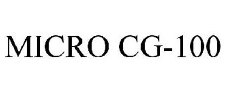 MICRO CG-100