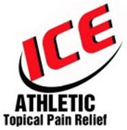ICE ATHLETIC TOPICAL PAIN RELIEF
