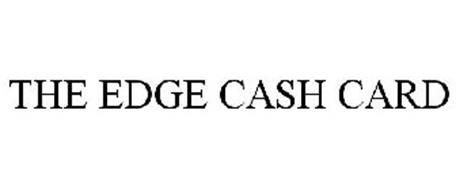 THE EDGE CASH CARD