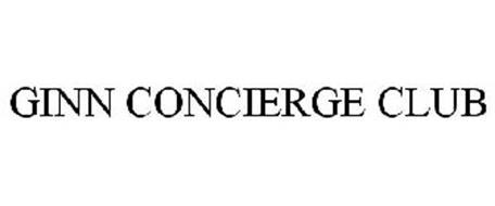 GINN CONCIERGE CLUB