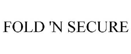 FOLD 'N SECURE