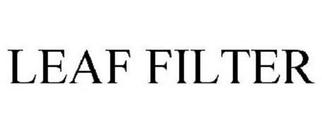 LEAF FILTER