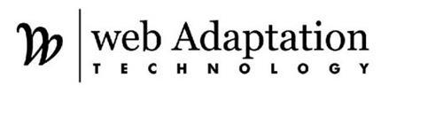 W | WEB ADAPTATION TECHNOLOGY