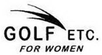 GOLF ETC. FOR WOMEN
