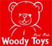 HAND MADE WOODY TOYS