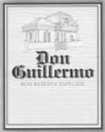 DON GUILLERMO RON RESERVA ESPECIAL