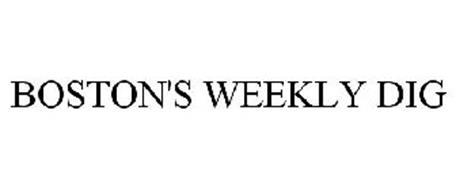 BOSTON'S WEEKLY DIG