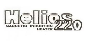 HELIOS 220 MAGNETIC INDUCTION HEATER