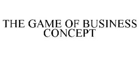THE GAME OF BUSINESS CONCEPT