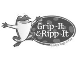 GRIP~IT & RIPP~IT GABBY'S BAGS OF FUN