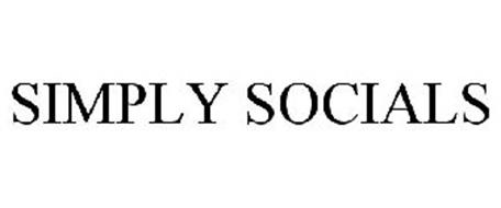 SIMPLY SOCIALS