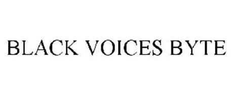 BLACK VOICES BYTE