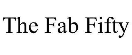 THE FAB FIFTY