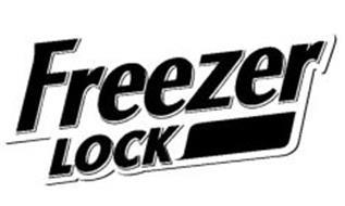 FREEZER LOCK