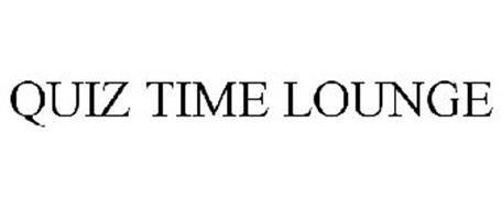 QUIZ TIME LOUNGE