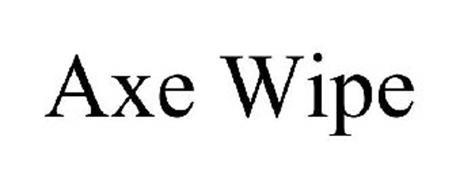 AXE WIPE