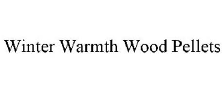 WINTER WARMTH WOOD PELLETS