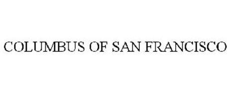 COLUMBUS OF SAN FRANCISCO
