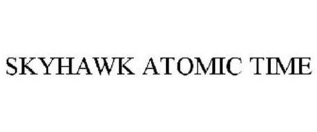SKYHAWK ATOMIC TIME