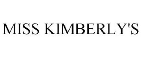 MISS KIMBERLY'S