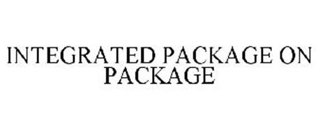 INTEGRATED PACKAGE ON PACKAGE