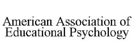 AMERICAN ASSOCIATION OF EDUCATIONAL PSYCHOLOGY