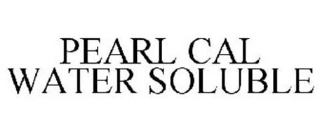 PEARL CAL WATER SOLUBLE