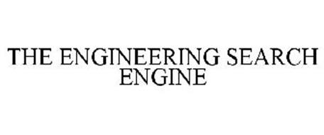 THE ENGINEERING SEARCH ENGINE