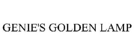 GENIE'S GOLDEN LAMP