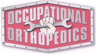 OCCUPATIONAL ORTHOPEDICS