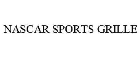 NASCAR SPORTS GRILLE