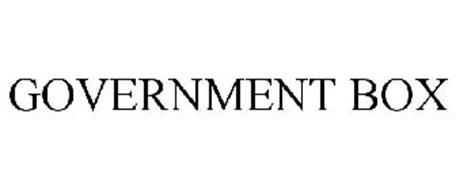 GOVERNMENT BOX