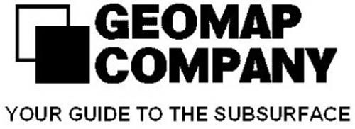GEOMAP COMPANY YOUR GUIDE TO THE SUBSURFACE