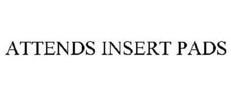 ATTENDS INSERT PADS