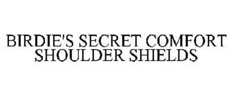 BIRDIE'S SECRET COMFORT SHOULDER SHIELDS