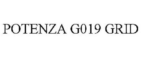 POTENZA G019 GRID