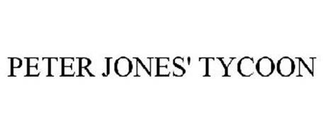 PETER JONES' TYCOON