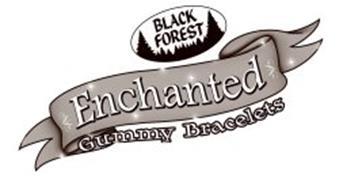 BLACK FOREST ENCHANTED GUMMY BRACELETS