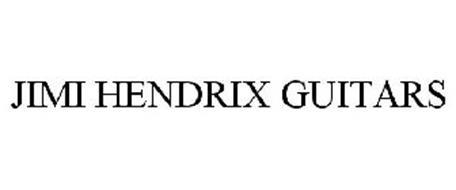JIMI HENDRIX GUITARS
