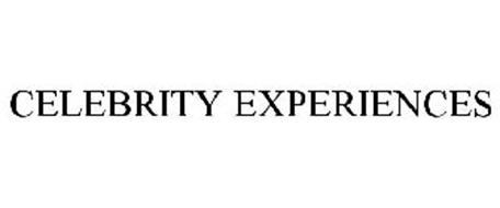 CELEBRITY EXPERIENCES