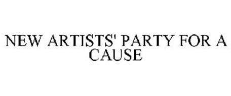 NEW ARTISTS' PARTY FOR A CAUSE