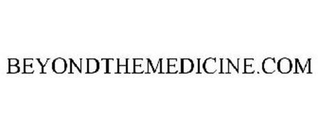 BEYONDTHEMEDICINE.COM